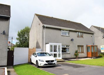 Thumbnail 2 bed semi-detached house for sale in 13 Drummond Road, Annan, Dumfries & Galloway