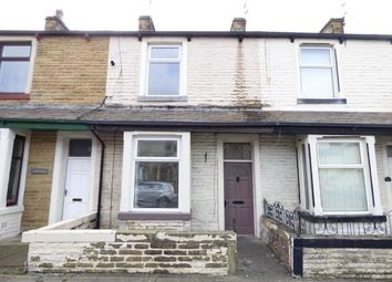 Thumbnail 2 bed terraced house for sale in Lyndhurst Road, Burnley, Lancashire