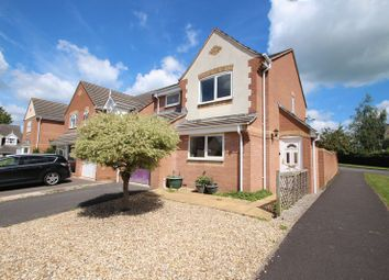 Thumbnail 3 bed detached house for sale in Simmons Close, Street