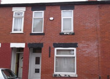 Thumbnail 3 bed terraced house to rent in Stanley Avenue, Manchester