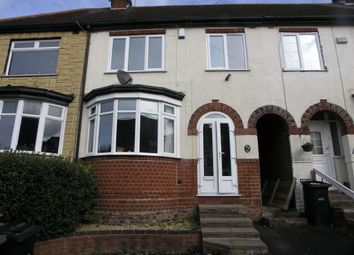 Thumbnail 3 bed terraced house for sale in Corser Street, Dudley