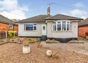 Thumbnail 2 bed bungalow for sale in Brinsworth Hall Grove, Brinsworth, Rotherham, South Yorkshire