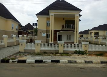 Thumbnail 5 bed detached house for sale in 5 Bedroom Detached Duplex Without Swimming Pool Or Bq, Airport Road Abuja, Nigeria