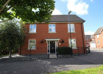 Thumbnail 5 bedroom detached house for sale in Eastbury Way, Swindon, Wiltshire