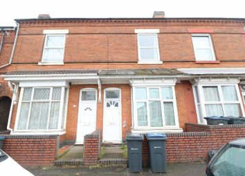 Thumbnail 2 bed terraced house for sale in Witton Road, Witton, West Midlands