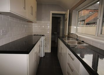 Thumbnail 2 bed terraced house to rent in Manor Street, Stoke On Trent