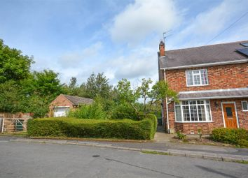 Thumbnail 2 bed semi-detached house for sale in Rose Grove, Keyworth, Nottingham