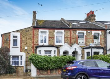 Thumbnail 3 bed end terrace house for sale in Brocklebank Road, London