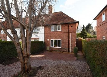 Thumbnail 2 bed semi-detached house to rent in Wensor Avenue, Beeston, Nottingham