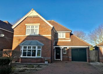 Thumbnail 4 bed property to rent in Harewood Chase, Romanby, Northallerton