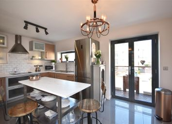 Thumbnail 4 bedroom town house for sale in St. Christophers Court, Maritime Quarter, Swansea