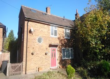 Thumbnail 4 bed property to rent in Grove Road, Solihull
