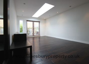 Thumbnail 4 bedroom terraced house to rent in Sandringham Road, London