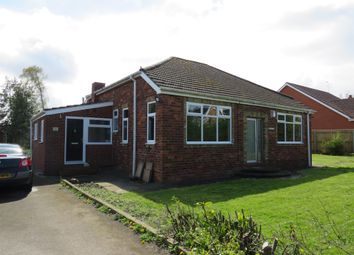 Thumbnail 2 bed detached bungalow for sale in Castle Hill Lane, Sutton-On-Hull, Hull