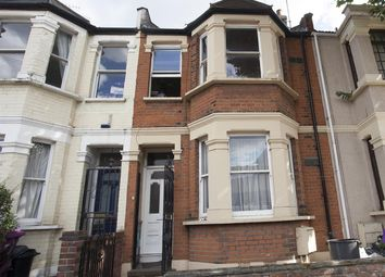 Thumbnail 4 bed terraced house to rent in Wrexham Road, London