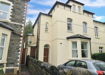 Thumbnail 2 bedroom property to rent in Partridge Road, Roath, Cardiff