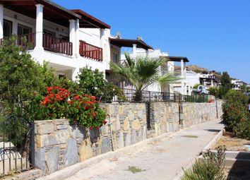 Thumbnail 3 bed terraced house for sale in Gultan / Tuzla, Bodrum, Aydın, Aegean, Turkey