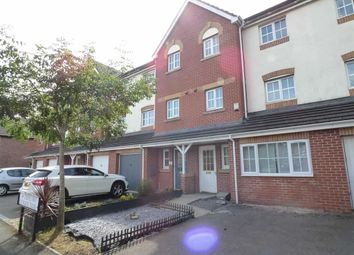 Thumbnail 5 bed town house for sale in Lychgate Close, Stoke, Stoke-On-Trent