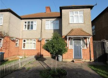 Thumbnail 1 bed flat to rent in Martin Way, Morden