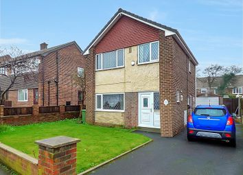 Thumbnail 3 bed detached house for sale in Harefield Road, Pontefract