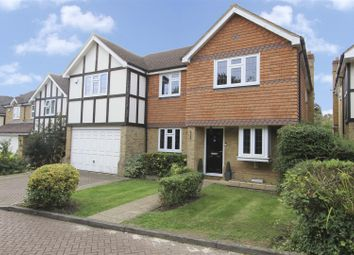 Thumbnail 5 bed detached house for sale in Heythrop Drive, Ickenham