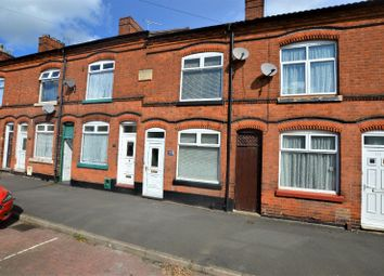 Thumbnail 2 bed terraced house to rent in Kirkdale Road, South Wigston, Leicester