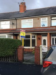 Thumbnail 3 bed terraced house to rent in Bramley Avenue, Fleetwood