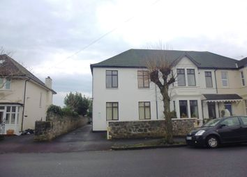 Thumbnail 1 bed flat to rent in Quantock Road, Weston Super Mare