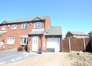 Thumbnail 3 bed semi-detached house for sale in Blackthorn Drive, Bradley Stoke, Bristol