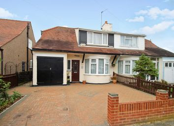 Thumbnail 3 bed semi-detached house for sale in Victor Road, Harrow