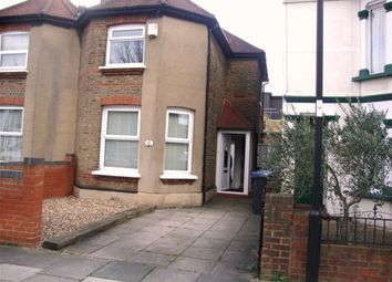 Thumbnail 4 bedroom semi-detached house to rent in Mandeville Road, Enfield