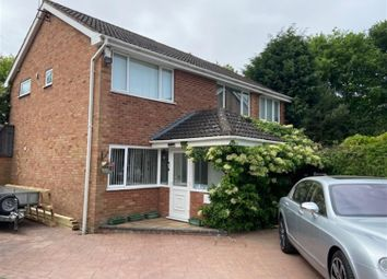 Thumbnail 4 bed detached house to rent in Welcombe Drive, Sutton Coldfield