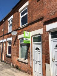 Thumbnail 3 bed terraced house to rent in Wordsworth Road, Leicester