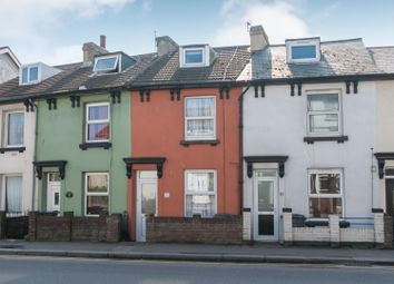 Thumbnail 3 bed terraced house for sale in Maison Dieu Road, Dover