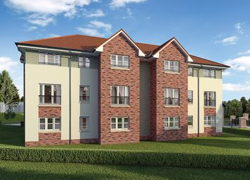 "Thumbnail 2 bed flat for sale in ""Campbell"" at Cherrytree Gardens, Bishopton"