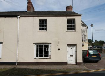 Thumbnail 3 bed terraced house for sale in New Market Street, Usk