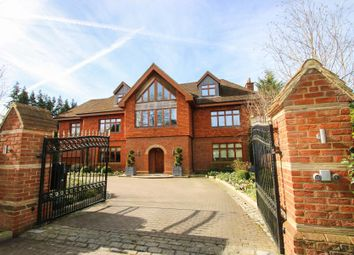 Thumbnail 8 bed detached house to rent in Harebell Hill, Cobham