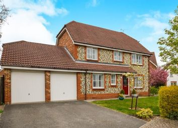 Thumbnail 4 bed detached house for sale in Holly Meadows, Ashford, Kent, .