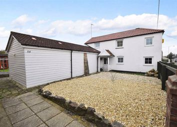 Thumbnail 4 bedroom detached house for sale in Main Road, Portskewett, Monmouthshire