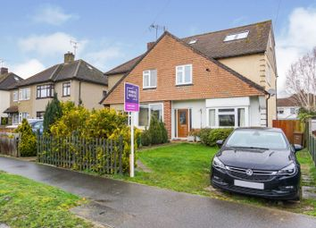 4 bed semi-detached house for sale in First Avenue, Chelmsford CM1