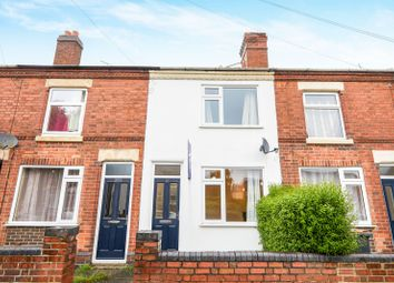 Thumbnail 2 bedroom terraced house to rent in Ashby Road, Coalville, Leicestershire