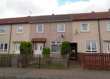 Thumbnail 2 bed terraced house to rent in Halfields Gardens, Kennoway, Leven