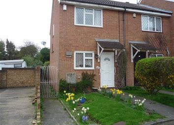 Thumbnail 2 bed end terrace house for sale in Lisle Close, Gravesend