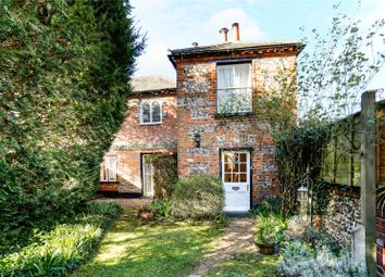 Thumbnail 3 bed semi-detached house for sale in Station Road, Bourne End, Buckinghamshire
