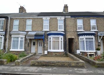 Thumbnail 3 bed terraced house for sale in Marlborough Avenue, Hornsea, East Yorkshire
