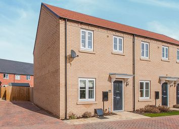 Thumbnail 2 bed end terrace house for sale in Cricketers Way, Oundle, Peterborough