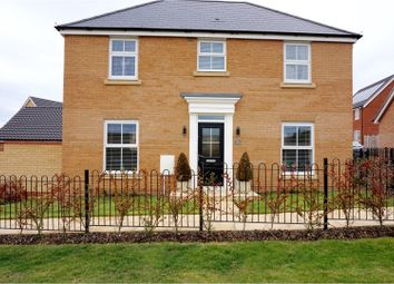 Thumbnail 4 bedroom detached house for sale in Sarah Rand Road, Hadleigh