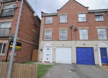 Thumbnail 3 bedroom terraced house for sale in Lock Keepers Court, Victoria Dock, Hull, East Riding Of Yorkshire