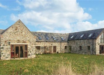 Thumbnail 5 bed barn conversion for sale in Old Rayne, Insch, Aberdeenshire