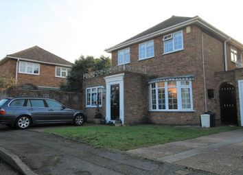 Thumbnail 4 bed detached house for sale in Murfitt Way, Upminster